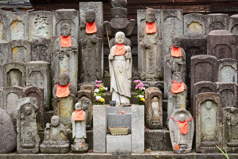 "dettaglio Hirogan ""in tempio Area di Teramachi Kanazawa japan fotografia stock"