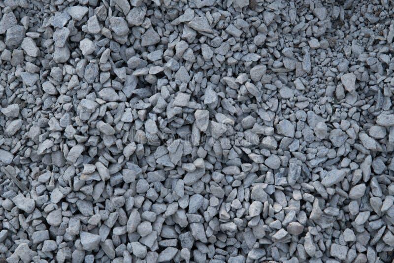 Dettaglio schiacciato della roccia fotografia stock