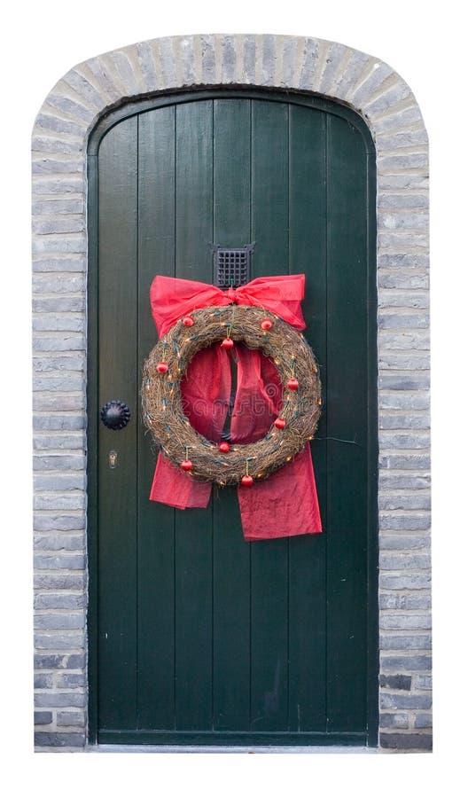 Deur - decoratie royalty-vrije stock foto's