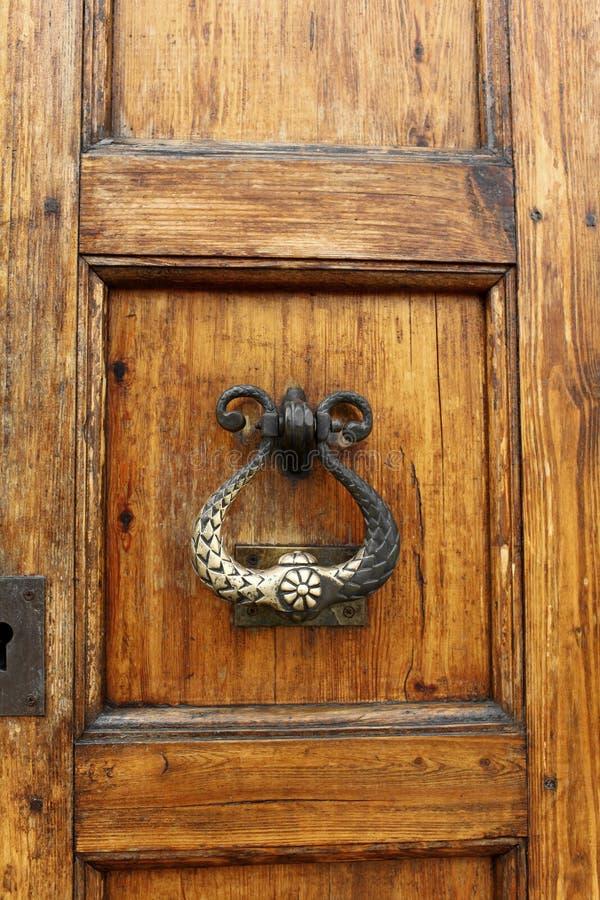 deurkloppers stock foto