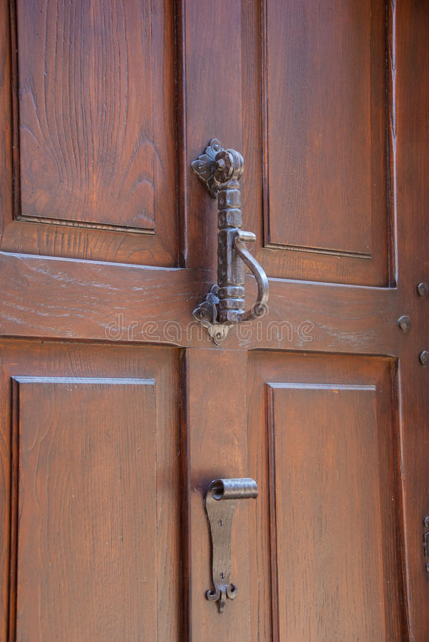 deuropening stock fotografie