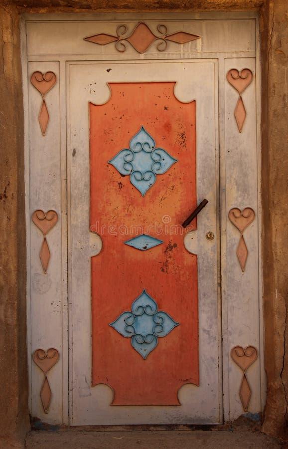 deuropening royalty-vrije stock fotografie