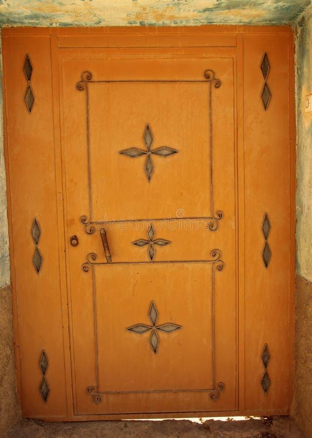 deuropening stock foto's
