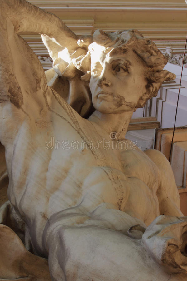 Deus Apollo na mitologia grega (Phoebus - na mitologia romana) foto de stock royalty free