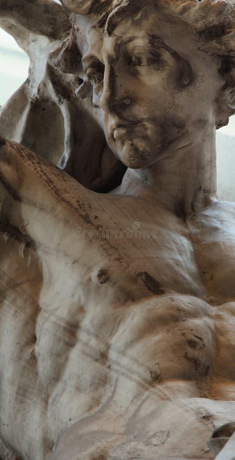 Deus Apollo na mitologia grega (Phoebus - na mitologia romana) fotografia de stock royalty free