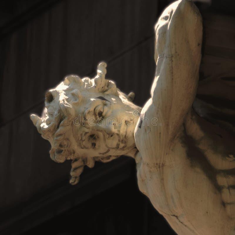 Deus Apollo (Phoebus) foto de stock royalty free