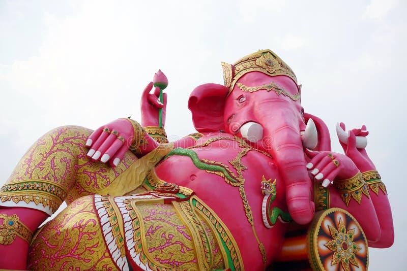 Deus de Ganesha hindu imagem de stock royalty free