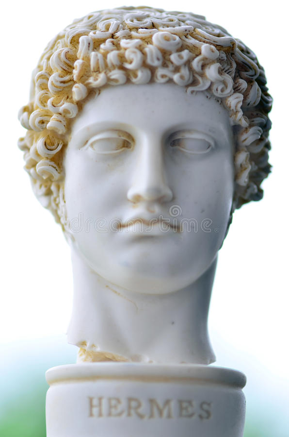 Deus grego, Hermes, imagem de stock