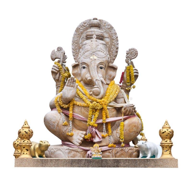 Deus Hindu Ganesh. fotografia de stock royalty free