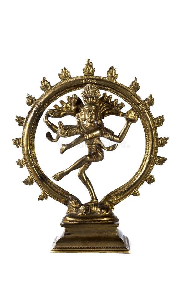 Deus Hindu Shiva fotografia de stock royalty free