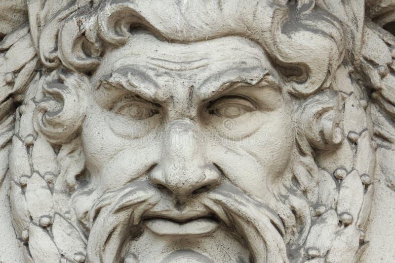Deus Zeus fotos de stock