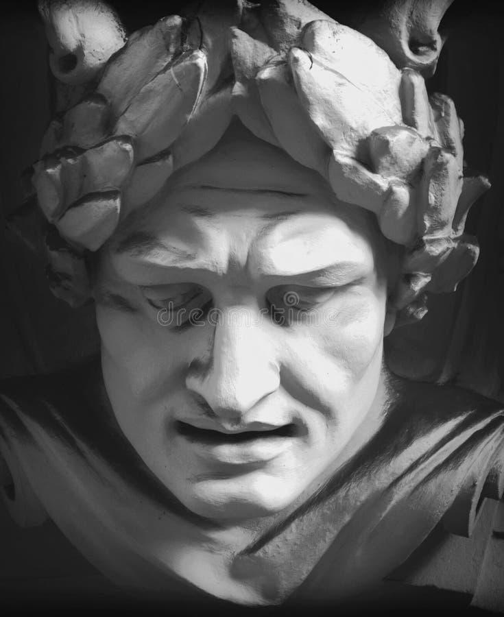 Deus Zeus imagem de stock