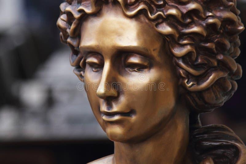A deusa de amor Aphrodite Venus fotografia de stock