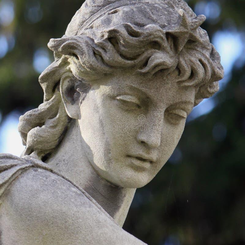 A deusa do Afrodite do amor (Venus) fotos de stock royalty free