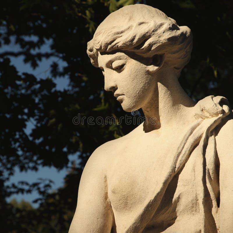 A deusa do Afrodite do amor (Venus) imagem de stock royalty free
