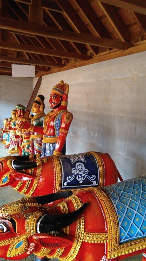 Deuses Hindu imagens de stock