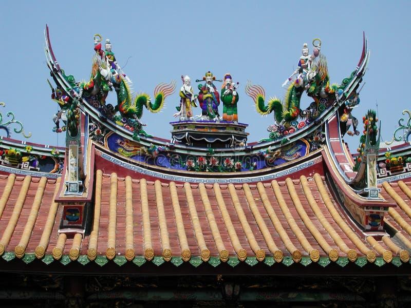 Deuses no telhado fotos de stock royalty free