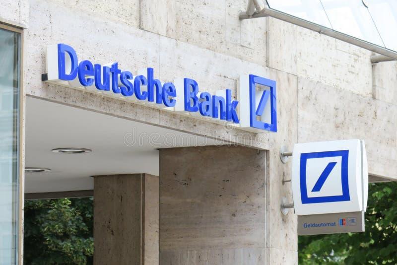 Deutsche Bank foto de stock