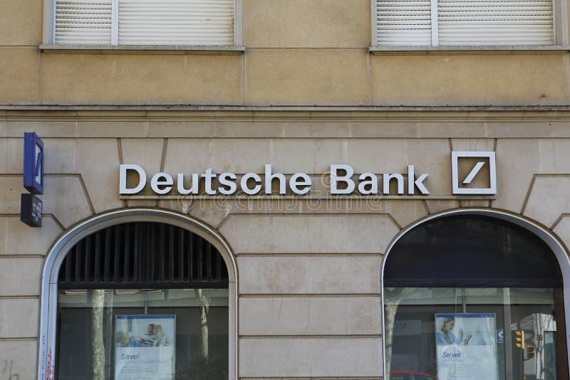Deutsche Bank stockfoto