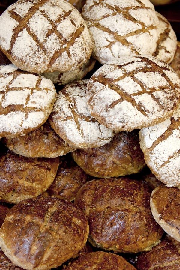 Deutsche Brote lizenzfreies stockbild