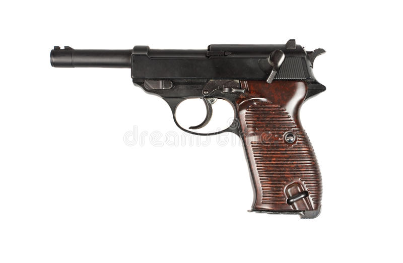 Deutsche Gewehr stockfoto