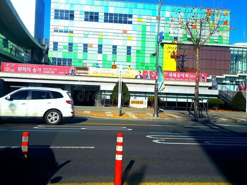 Deutsche Oper in Daegu stockbild