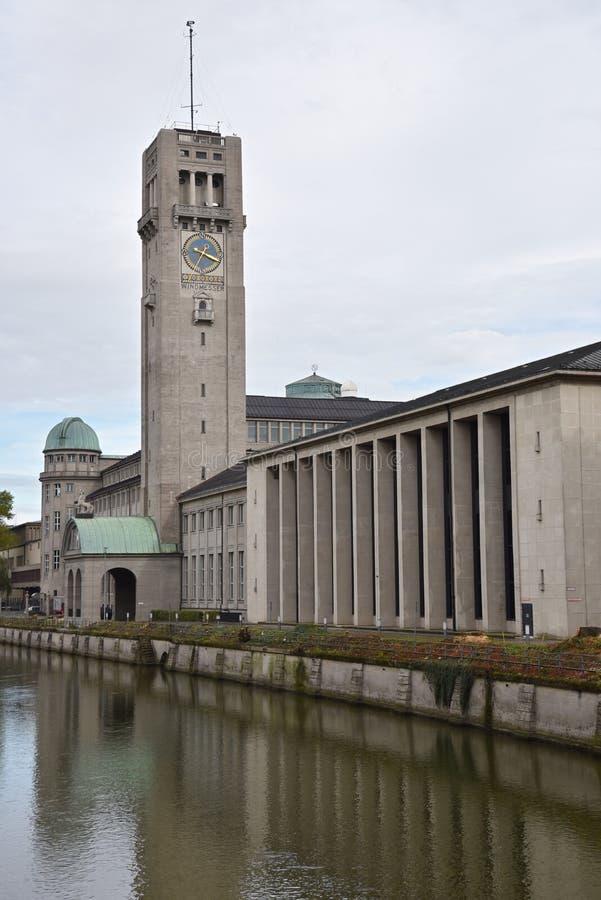Free Deutsches Museum Munich Stock Photo - 60625150