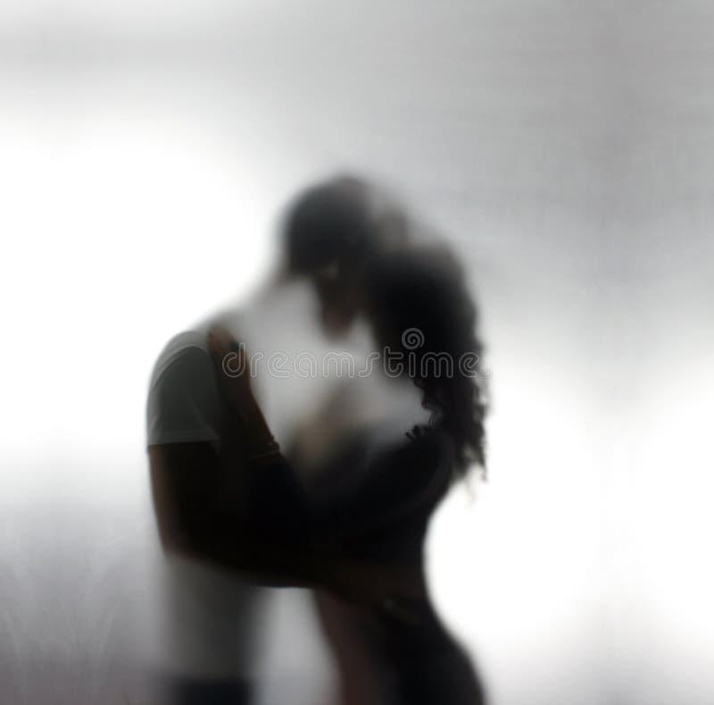 Deux amoureux images libres de droits