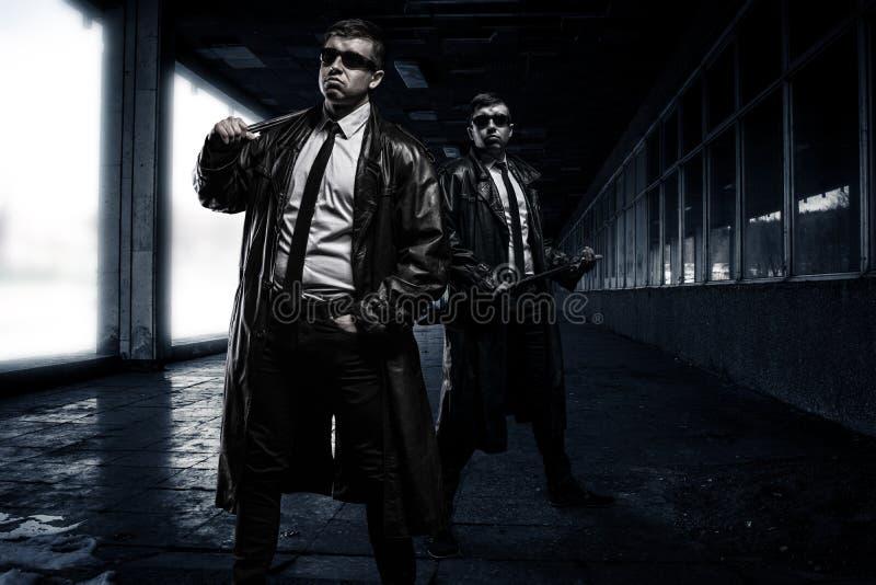 Bandits image libre de droits