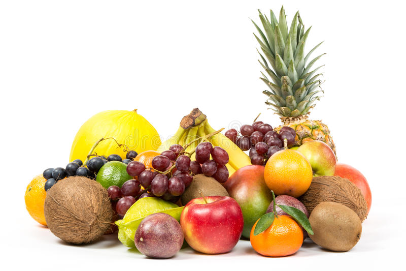 Fruit_04 photographie stock libre de droits
