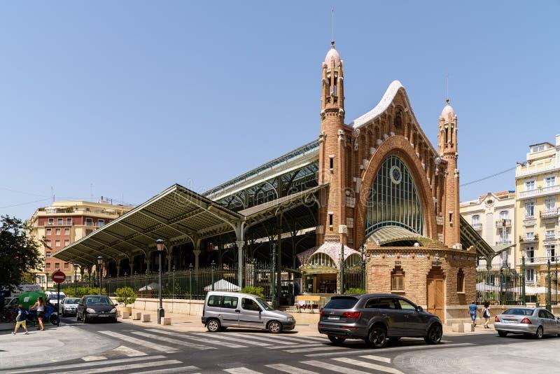 Download Deux Points De Mercado à Valence Photo stock éditorial - Image du architecture, landmark: 76077238