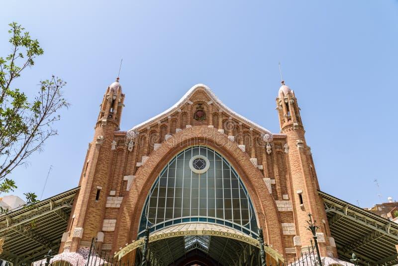 Download Deux Points De Mercado à Valence Photo éditorial - Image du inside, fond: 76077276