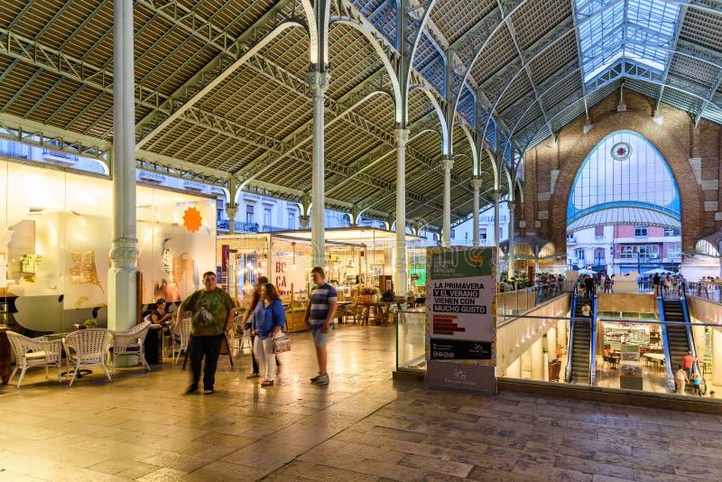 Download Deux Points De Mercado à Valence Photo stock éditorial - Image du restaurant, conception: 76077348