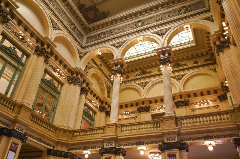 Deux points de Teatro photos libres de droits