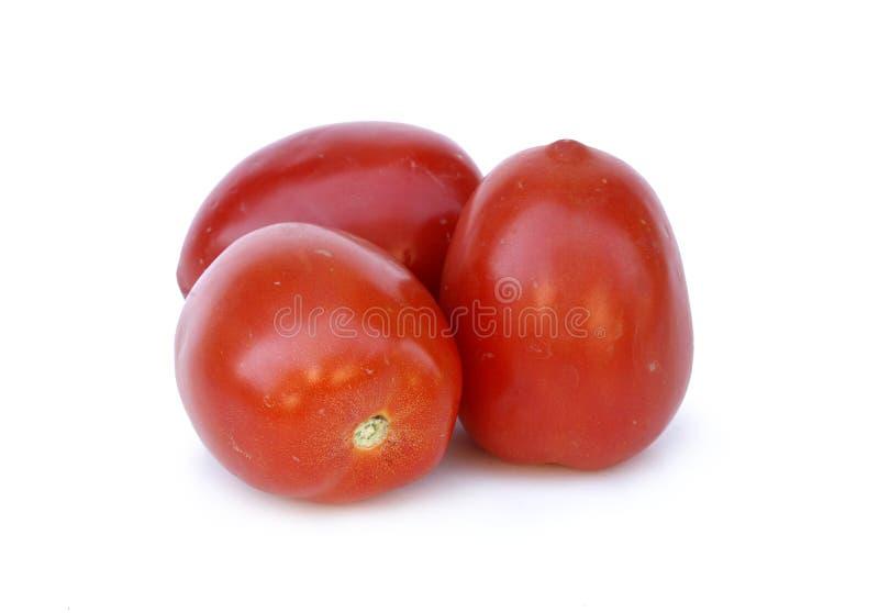 Download Deux Tomates Rouges Sur Le Fond Blanc Photo stock - Image du nourriture, sain: 45355204