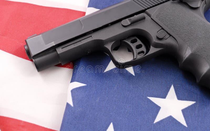 Deuxième amendement images stock