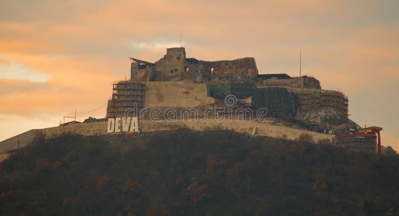 Deva citadel royalty free stock images