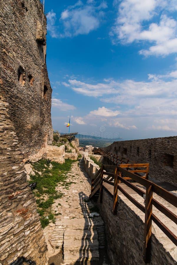 Deva citadell στοκ εικόνα με δικαίωμα ελεύθερης χρήσης