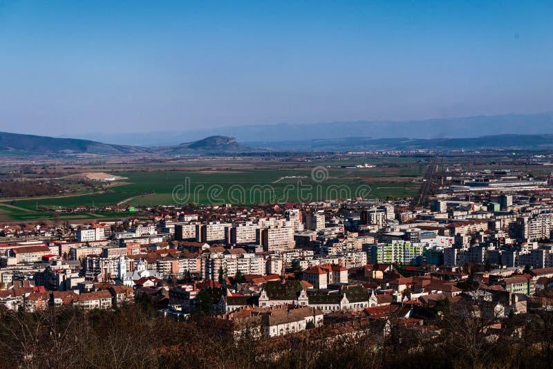 deva, mi ciudad fotos de archivo