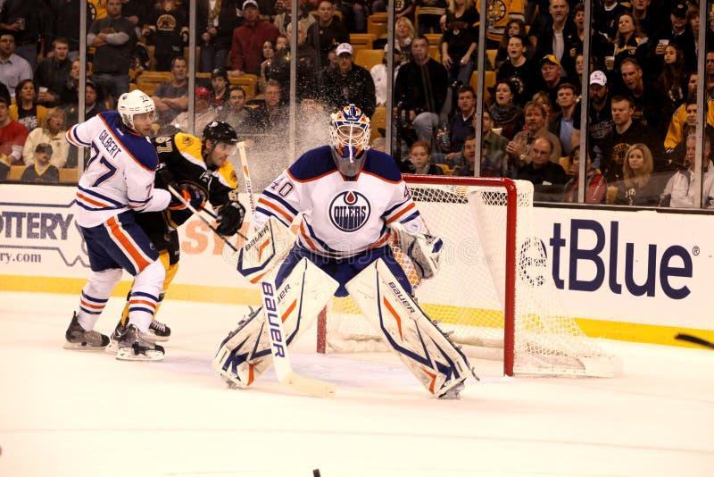Download Devan Dubnyk Edmonton Oilers Editorial Photo - Image: 23472311
