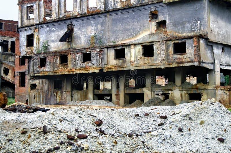 Download Devastation stock photo. Image of bare, demolition, forgotten - 20059510