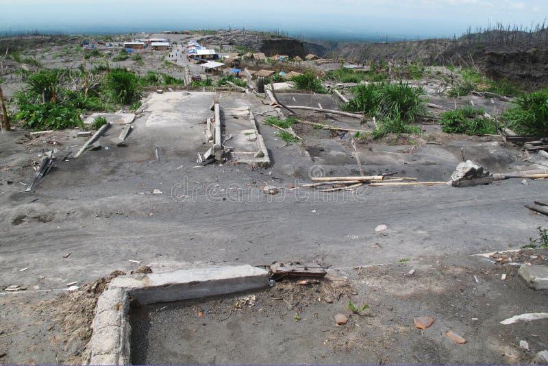 Download Devastation After Volcano Eruption Stock Photo - Image: 36905812