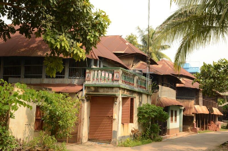 Developing Village royalty free stock photos