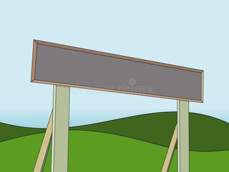 Download Development sign stock illustration. Illustration of fields - 518230