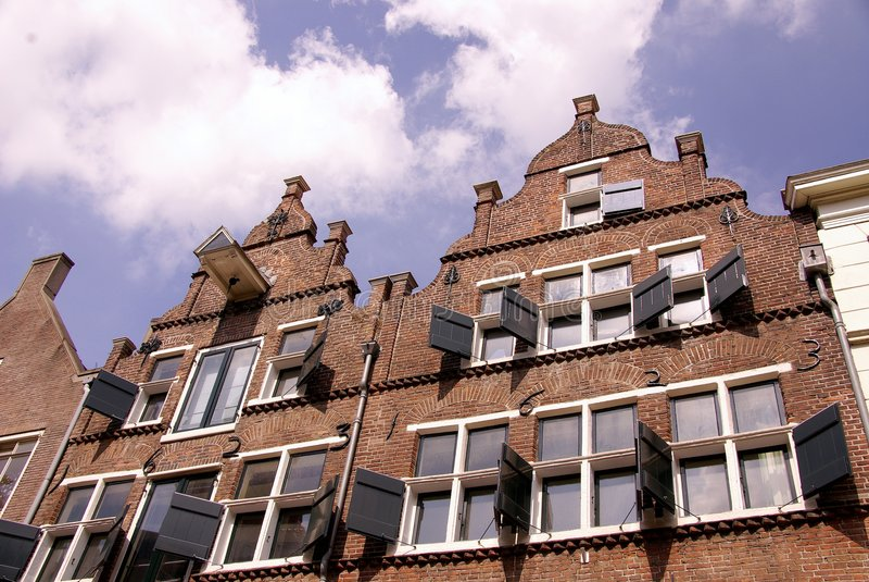 deventer Κάτω Χώρες στοκ φωτογραφία