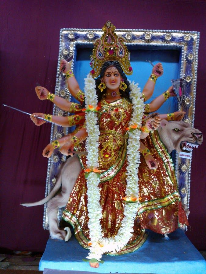 Devi vaishnac Maa стоковое фото