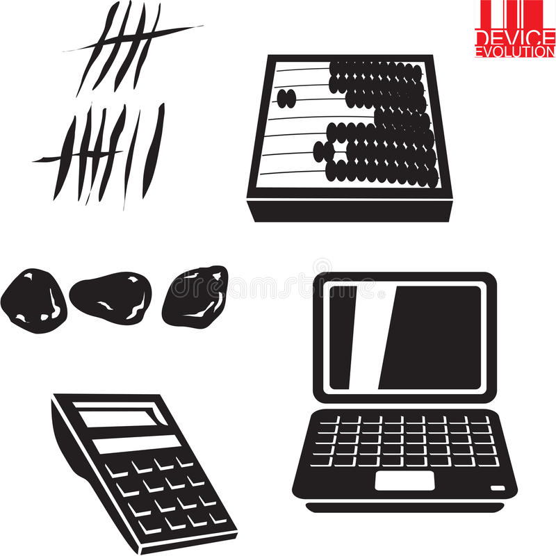 Download Device Evolution Stock Photography - Image: 25964852