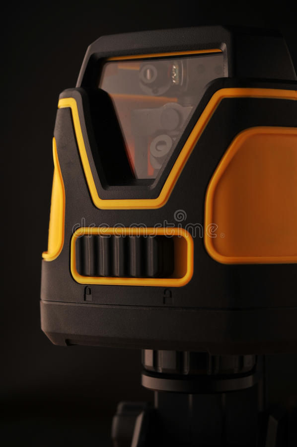 Device laser level stock photos