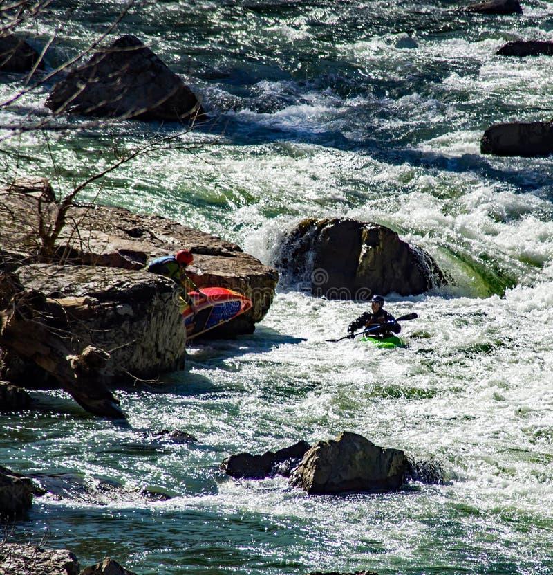 """""""Devil's ορμητικά σημεία ποταμού Kitchen† στοκ εικόνες"""