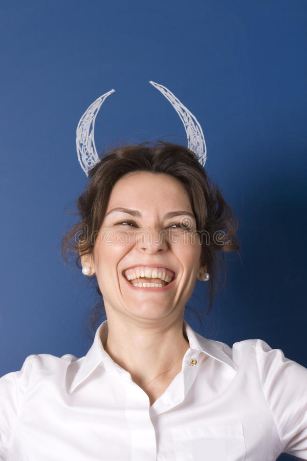 Download Devil Royalty Free Stock Photography - Image: 22260377
